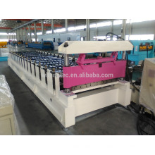 Máquina de folha de cobertura para máquinas IDT