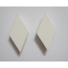 Rhombus Compresses Makeup Sponge