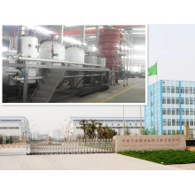 Máquina solvente da extração do óleo contínuo do germe do milho 10-100TPD com baixo consumo