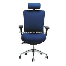 T-086A-F moderne chaise de bureau en tissu multifonction