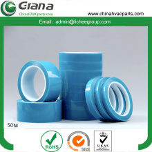 Removable PET adhesive tape for washing machine