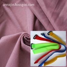 100% polyester dyed loop velvet fabric