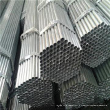 Dernier produit-Tuyau d'acier pré-galvanisé rond structurel de carbone
