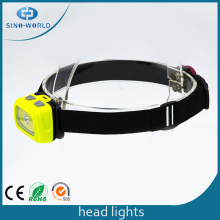 Luz brillante Super Bright Colorful LED Head