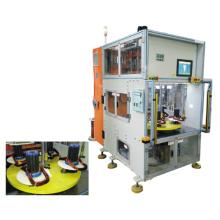 Double tête Quatre stations de travail Vertical Type Stator Auto Bobine Winding Machine