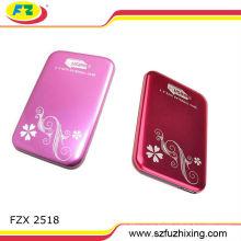 Алюминиевый корпус с интерфейсом USB 3.0 до 2.5 '' SATA