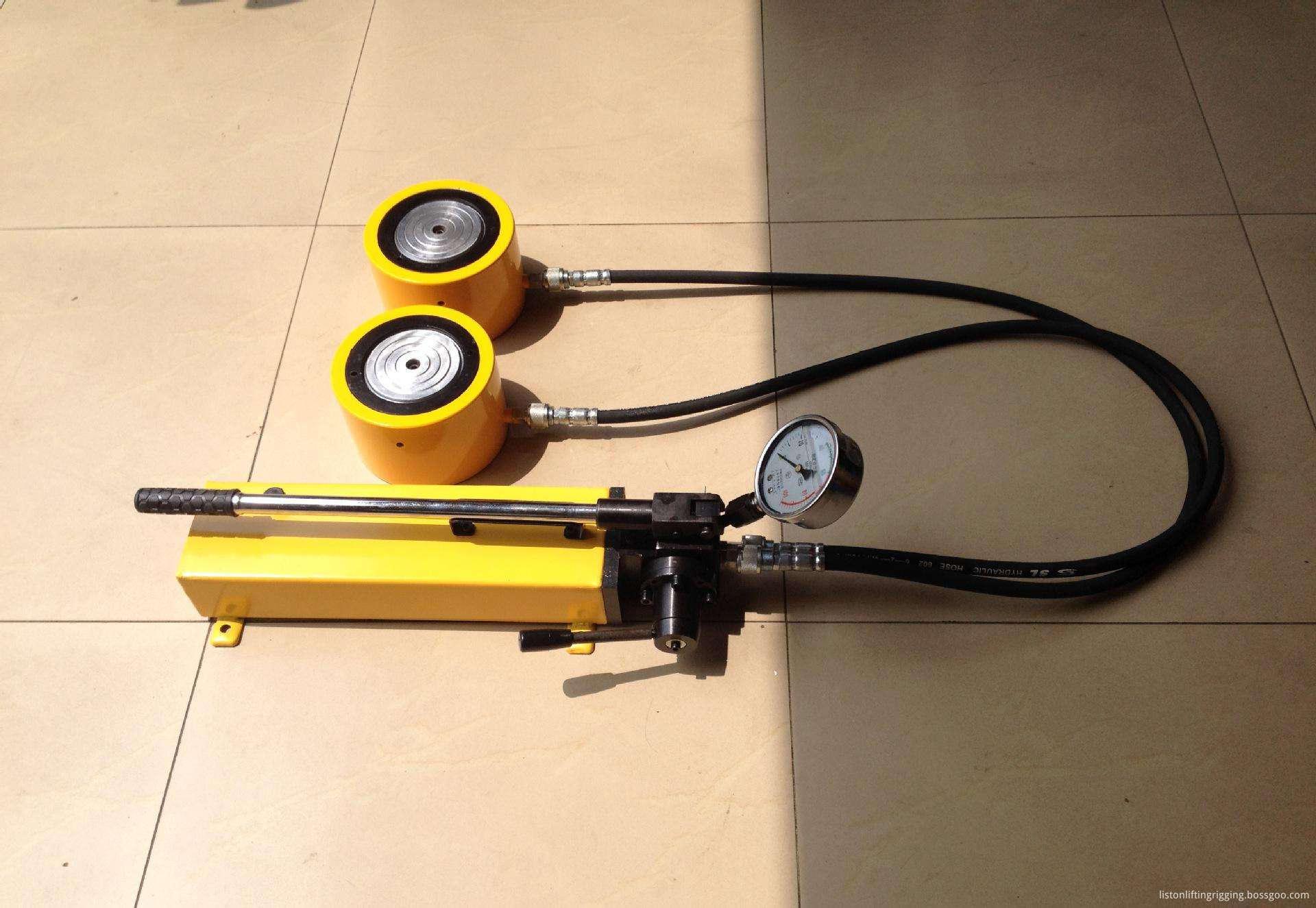 long hydraulic cylinder