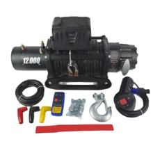 12000lbs winch sythetic rope for winch off road