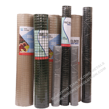 14 Gauge PVC Coated Welded Wire Mesh