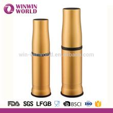 Botella de agua modificada para requisitos particulares grande del vacío del acero inoxidable de la pared de la doble 1.5L