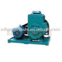 2x belt type vacuum pump