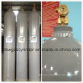 N2 Fire Extinguisher with Special Fire Suppression Valve and Cap 80L