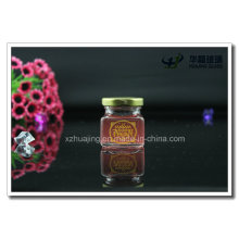 50ml Mini Square Mason Glass Jar with Logo