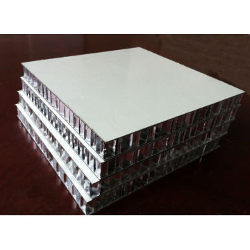 Fire Prevention Laminate Faced Honeycomb Panels