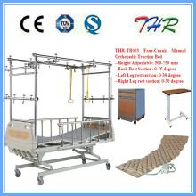 Cama de tração ortopédica de quatro guindastes (THR-TB003)