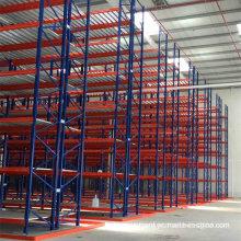Industrial Heavy Duty Vna Pallet Racking for High Density Warehouse Storage