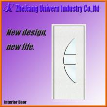 Nuevo diseño de puerta de madera Yf-M01