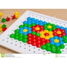 Pièces de couleur d'injection plastique pour jouet