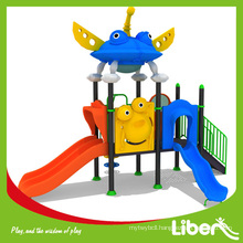 2014 Used school playground equipment for sale, Safe, High Quality and Colorful LE.XK.008