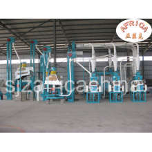 20t/24h Maize Flour Milling Machine/ Maize Flour Miller