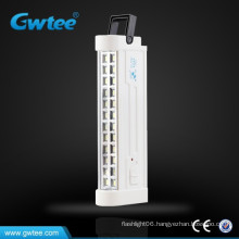 made in china portable rechargeable led emergency light
