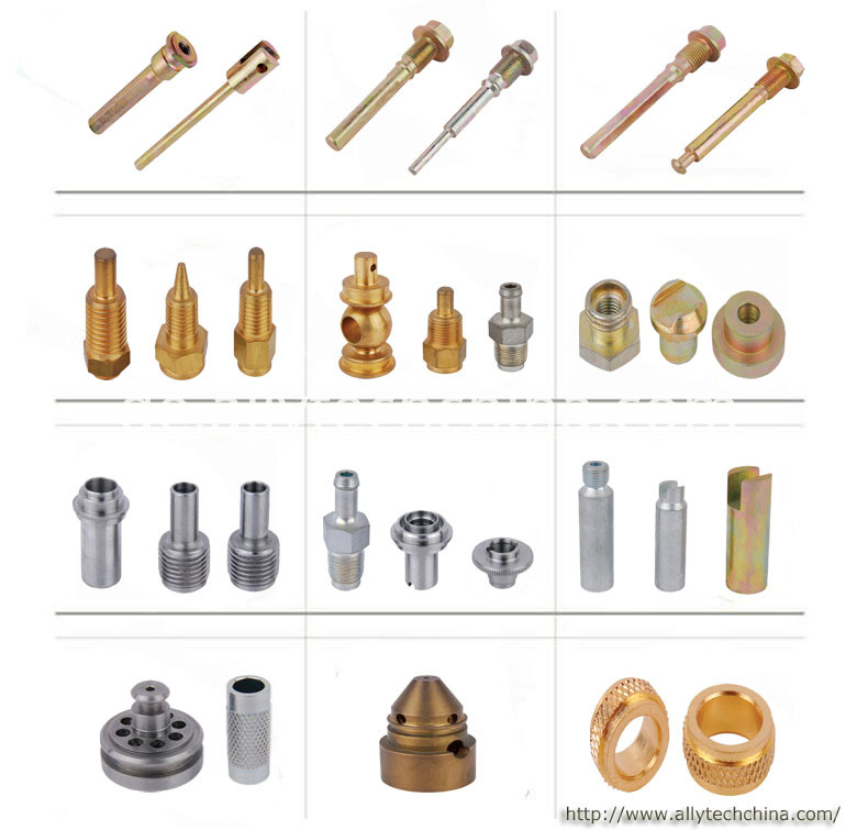 cnc machinery parts