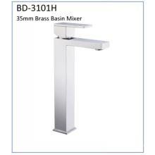 Bd3101h Mezclador de latón para lavabo de alta presión 35mm