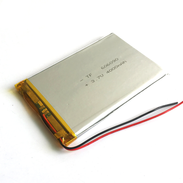 4000mah lithium polymer Rechargeable Battery