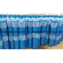 99,9% de gaz N2o rempli de gaz de cylindre 8L avec soupape