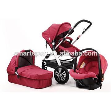 Luxus Kinderwagen 3-in-1