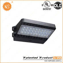UL Dlc Listed IP65 Outdoor 20W LED Wall Mount Lighting