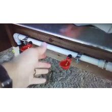 смазывать Материал PP пластичный Автоматический Потатор Ниппели Цыплятины