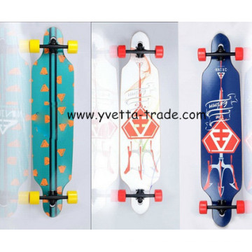 Custom Maple Longboard with Good Selling (YV-3809)