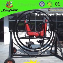 Passeios de giroscópio humano de dois assentos (LG100)