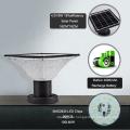 5W / 7W Solar LED Torpfosten Säulenleuchte