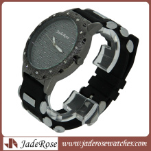 Charm New Fashion Silicone Watch for Lady
