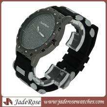 Очарование новая мода силиконовые часы для Леди