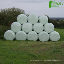 Produção por atacado da fábrica Silagem da máquina de empacotamento do filme plástico