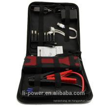 Auto Emergency Power Pack Wiederaufladbare Akku Ladegerät Auto Jump Starter für Handy Laptop