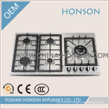 Supplier of China Stainless Steel Gas Hob with Good Quality