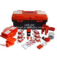 Approuver CE résistant à l'impact, à la corrosion, à la chaleur, le plastique plastique ABS à l'aide de la procédure de marquage de sécurité de maître et de sécurité