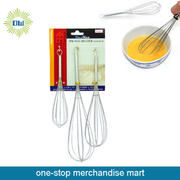 Dollar Items of 3pc Egg Beater