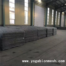 Competitive price hot-dipped galvanized gabion basket