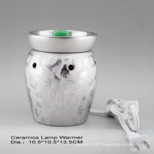 15CE23912 Aquecedor elétrico banhado a prata