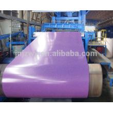 Bobine en aluminium recouvert de couleur Jinzhao pour toiture