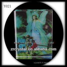 Impression photo couleur cristal Y021