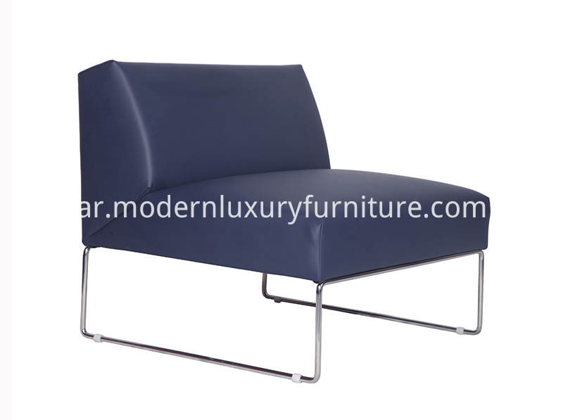 Stainless-steel-leather-sofa-chair-2