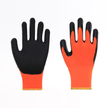 Anti-slip Latex Coated Wearable Work Protective Gloves
