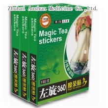 Волшебные чайные наклейки для похудения