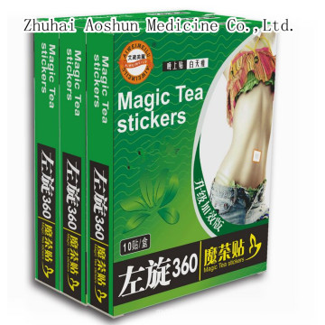 Magic Slimming Tea Stickers for Weight Loss